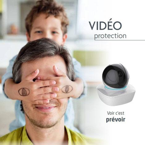 affiche vidéoprotection