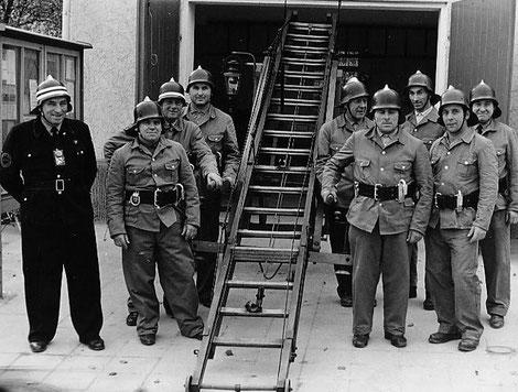Feuerwehr Jungingen 1966