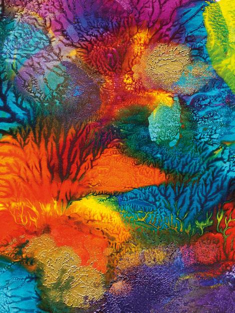 Kunstwerk MAGIC WOODS auf ARTS IV als Acrylglas- oder Schattenfugenrahmen-Druck bestellen