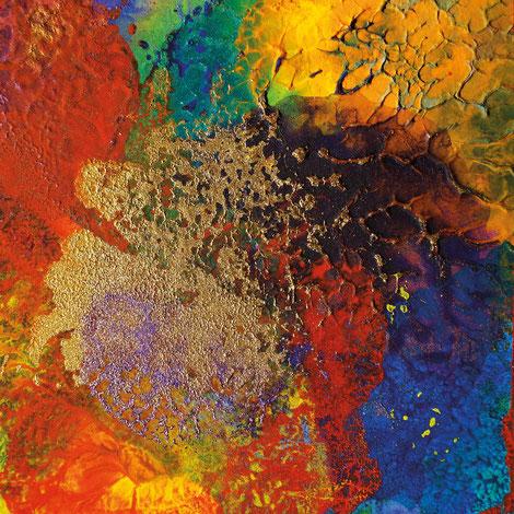 Kunstwerk DAYS' GOLD IV auf ARTS IV als Acrylglas- oder Schattenfugenrahmen-Druck bestellen