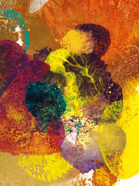 Kunstwerk MACCHIA auf ARTS IV als Acrylglas- oder Schattenfugenrahmen-Druck bestellen