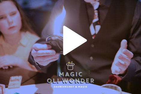 Magic Oli Wonder - Zauberer