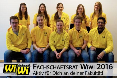 Fachschaftsrat Wiwi 2016 FSR Göttingen