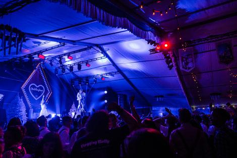 Live optreden oktoberfeest Sittard