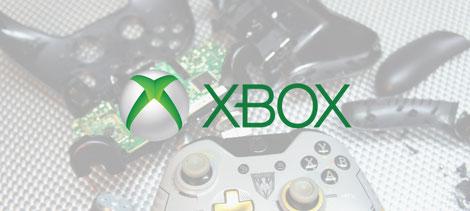 Reparación de controles para Xbox One, Xbox 360, Xbox