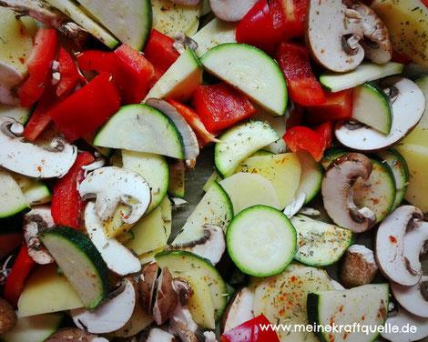 Kraftquelle, Kochen in der Ferienwohnung, Essen in der Ferienwohnung, Essen im Urlaub, schnelle und preiswerte Rezepte für den Urlaub
