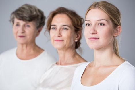 Ganzheitliche Frauenheilkunde, Frauen jedes Alter