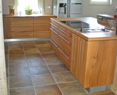 Küchen geplant und gefertigt