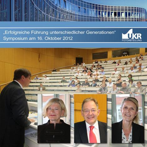 Vortrag an der Universität Regensburg im Oktober 2012