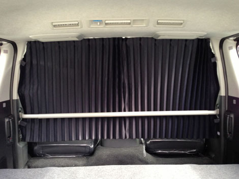 ハイエース カーテン NV350キャラバン カーテン