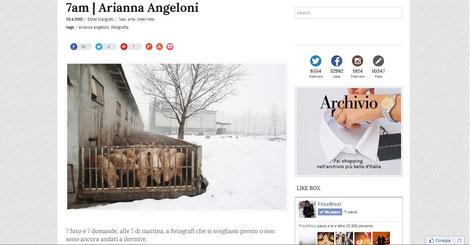 ©Arianna Angeloni/Frizzi Frizzi