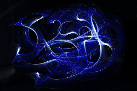 Light Painting Fotografie & Light Art Photography
