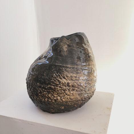 Céramique de Grès Dia 40 cm H40cm
