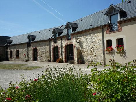 Gite de groupe Laon Soissons, hébergement mariage