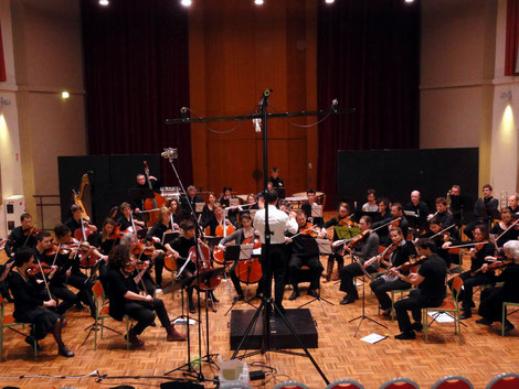 Salle Olivier Messiaen  STUDIO MARSYAS mars 2017