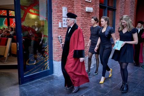 fotograaf voor Promotie en Oratie in Maastricht
