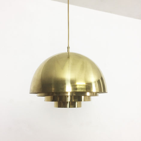 original brass hanging light | 1970s hollywood regency 1stdibsVereinigte Werkstätten Collection München, Germany light lighting vintage midmod midcentury design classic interior 60er 70er vintage danish modern art lame leuchte 60er 70er