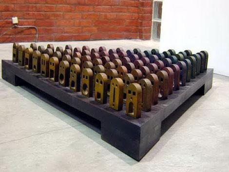 habracadabra,- i guerrieri, bronce 1994