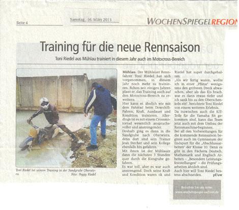 Wochenspiegel Rochlitz 16.03.2013