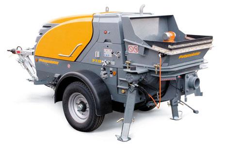 Machine a projeter beton putzmeister P718