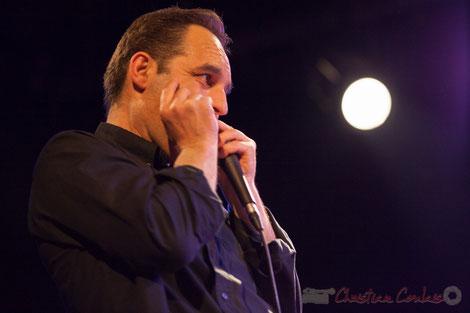 Laurent Maur, harmonica; Youpi Quartet, JAZZ360, Cénac
