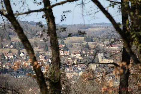 Lascaux II, village de Montignac