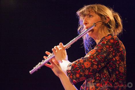 Emilie Calmé, flûte; Youpi Quartet, JAZZ360, Cénac