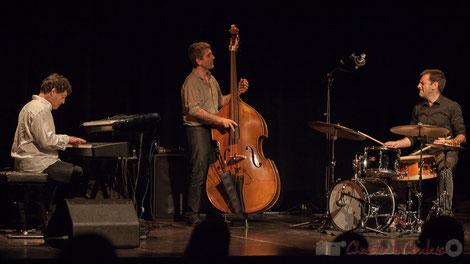 Serge Moulinier Trio, 7 novembre 2015, Cénac