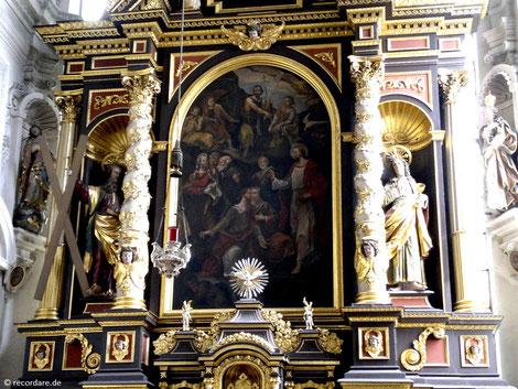 Altar St. Johannes Baptist, Pfaffenhofen (Ilm)