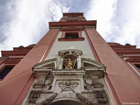 Stadtpfarrkirche St. Paul, Passau