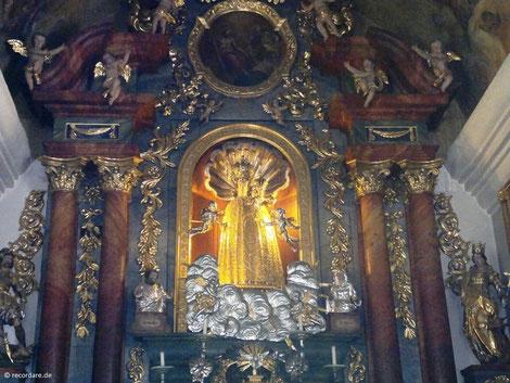 Gnadenbild in der Loretokapelle, Rosenheim