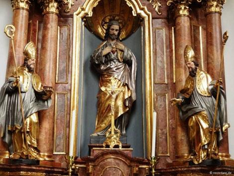 Herz-Jesu-Altar, Lichtenfels