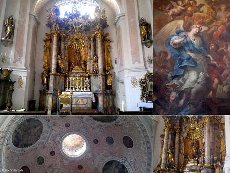 Marienkapelle, Dom Augsburg