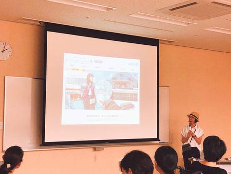 徳島「女性起業塾2019」キックオフセミナーに登壇