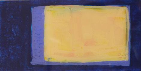 Nr. 2014-HO-019: 25 x 50 cm, Acryl auf Plexiglas