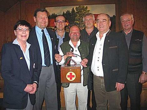 Ernst Katharina, Drittenpreis Albert, Steiner Helmut, Loibl Anton, Parsche Otmar, Steiner Martin, Suppmair Ernst