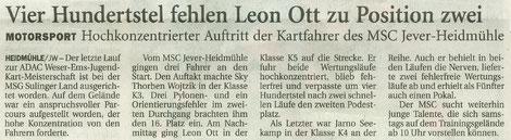 Jeversches Wochenblatt 06.09.2017