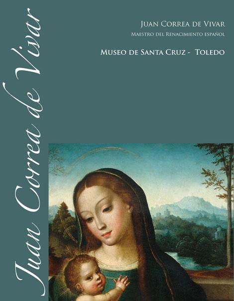 Portada catálogo, Exposición Santa Cruz 2010
