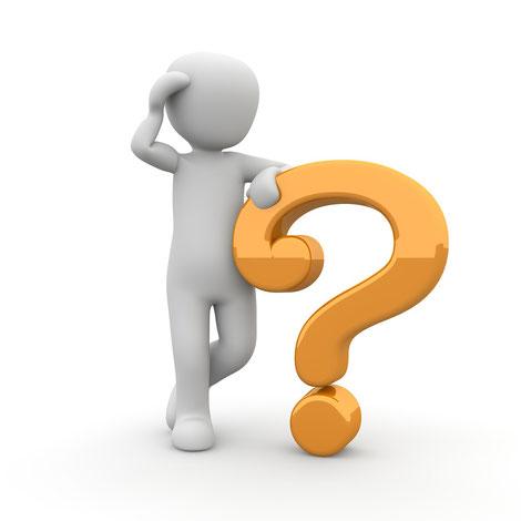 Solange man demütig bleibt und an der Gerechtigkeit und Güte Gottes festhält, ist es gut, kritisch zu sein und Fragen zu stellen.