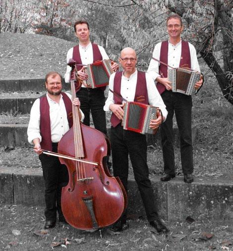 Schwyzerörgeli Quartett Schenkenberg