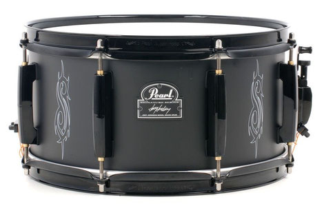 "Joey Jordison Signature Series - Matt Black - metall: Stahl - 13""6,5"""
