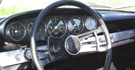 Porsche 912 Armaturenbrett