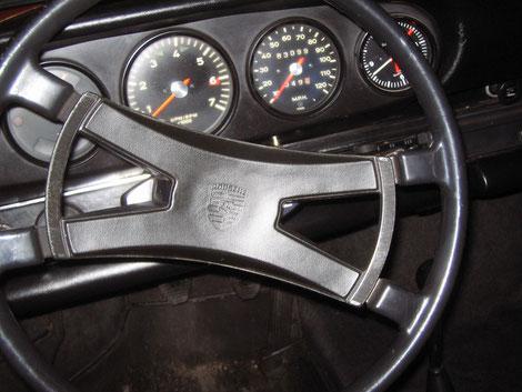 Porsche 912 Lenkrad