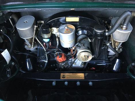 Porsche 912 Motor