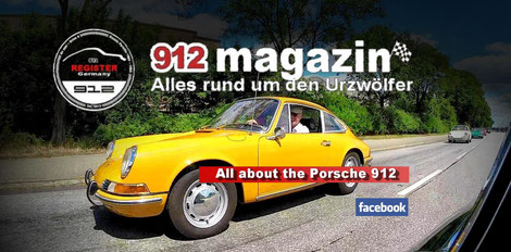 Neu - 912 Magazin...in deutsch und englisch. Interesting facts for the 912 Scene.