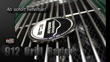 912 Grill-Badge