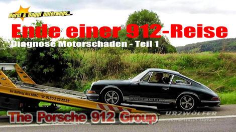 Dokumentationen zum Porsche 912