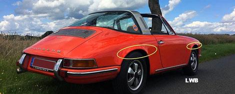 912 Targa B-Serie Modell 69