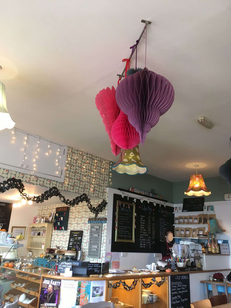 "Café mit Retrocharme: Das ""Kitschnbake"" in Newport-on-Tay"