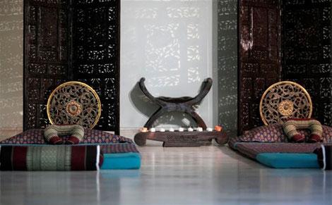 Prana Lodge Spa
